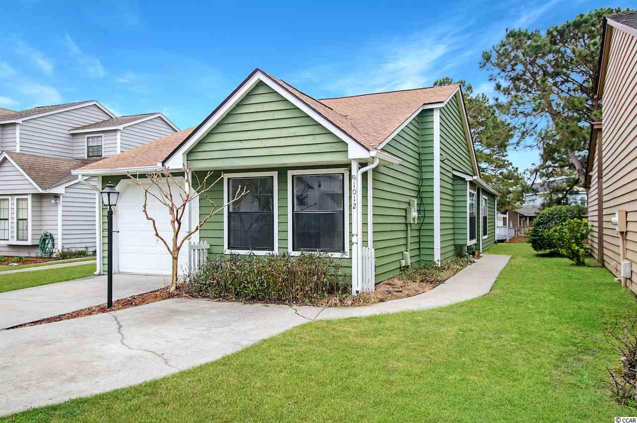 Detached MLS:1906952   1012 Charles St. North Myrtle Beach SC