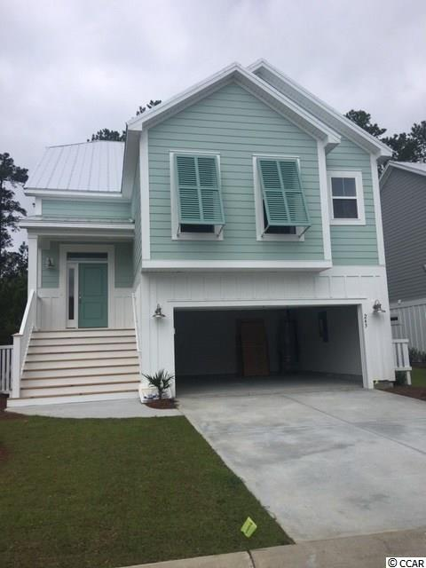 Detached MLS:1906987   245 Splendor Circle Murrells Inlet SC