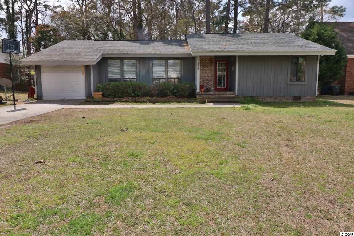 Detached MLS:1907056   605 63rd Ave. N Myrtle Beach SC