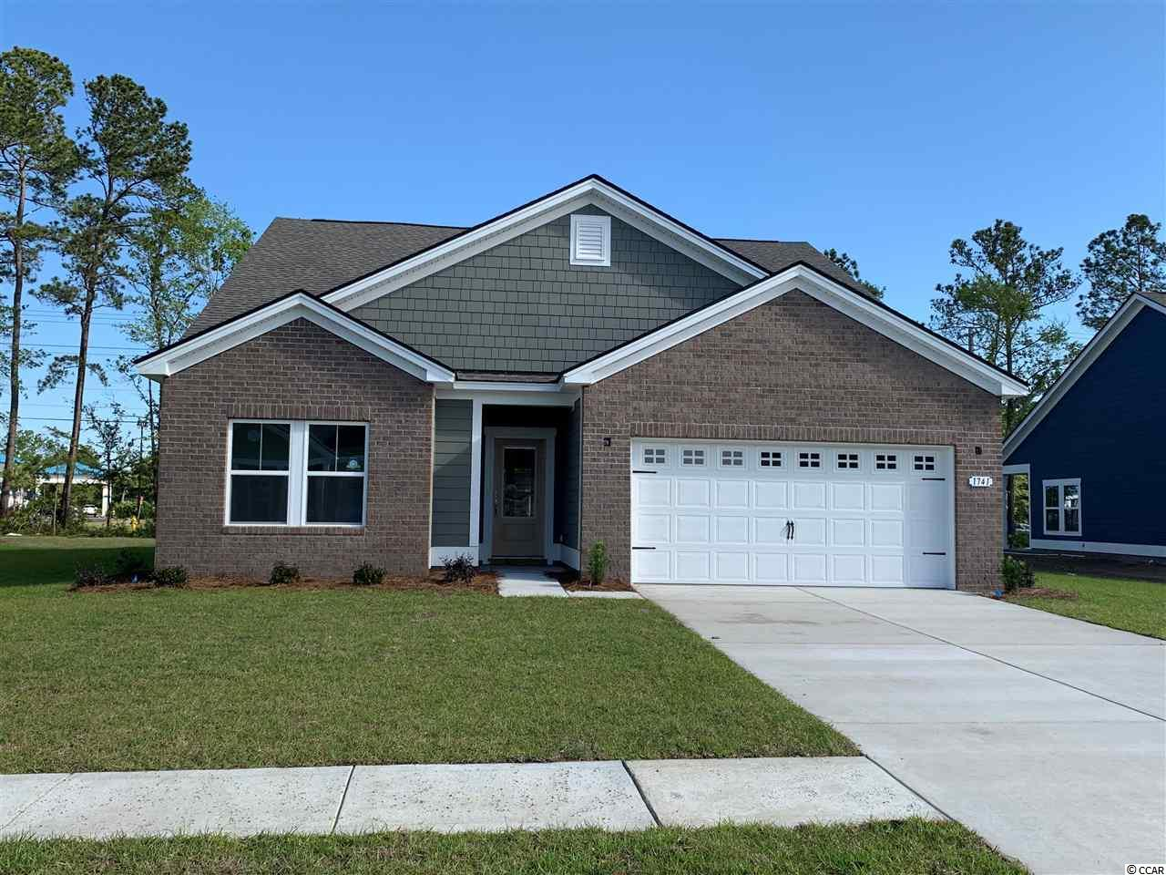 Detached MLS:1907062   1741 N Cove Ct. North Myrtle Beach SC