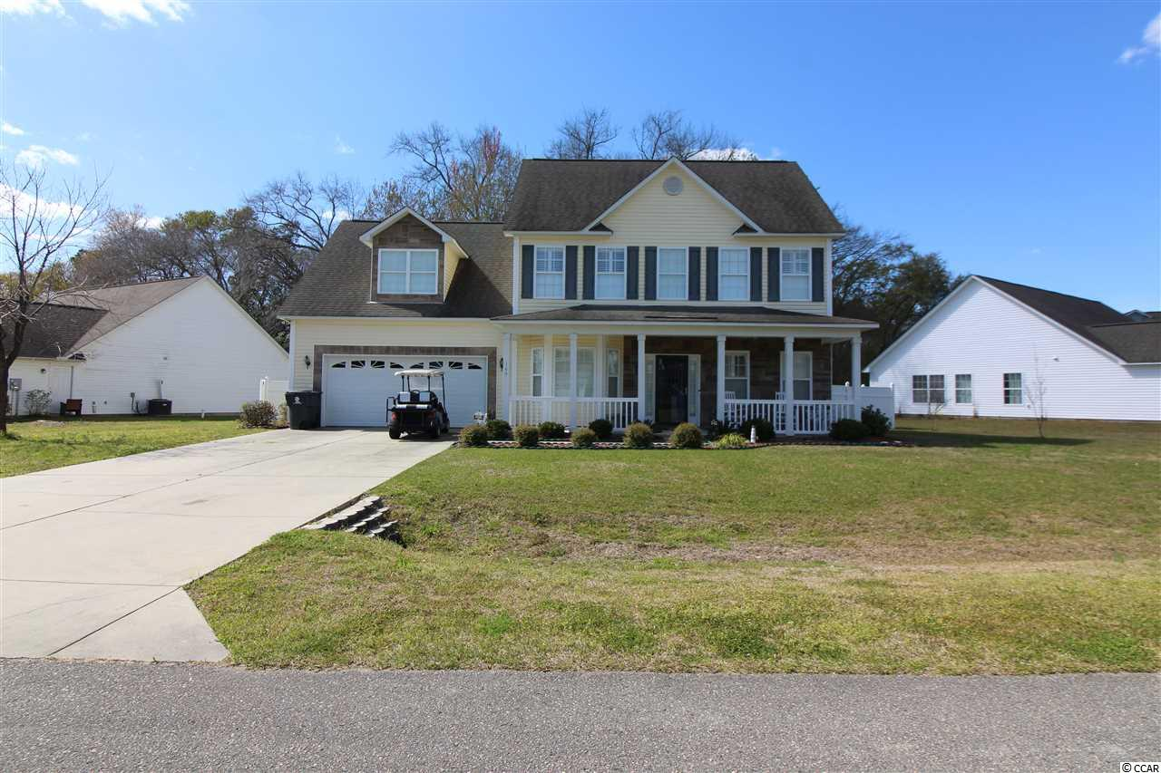 Detached MLS:1907151   149 Dunbarton Ln. Conway SC