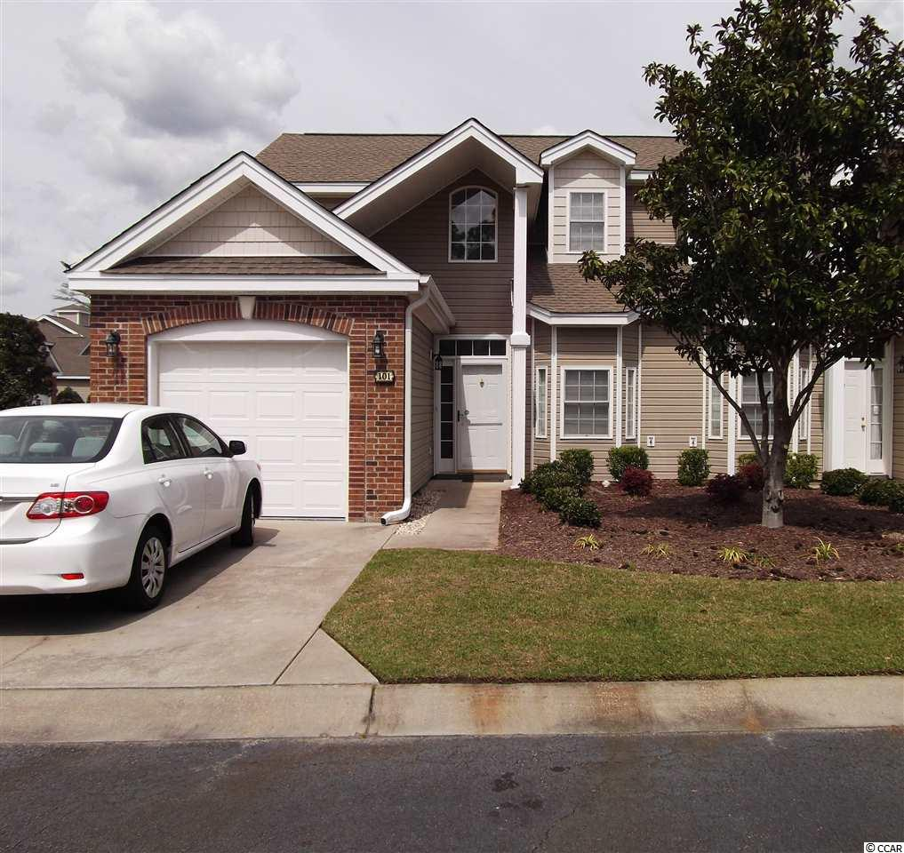 Townhouse MLS:1907209 Willow Trace - Burning Ridge Gol  129 Cart Crossing Dr. Conway SC