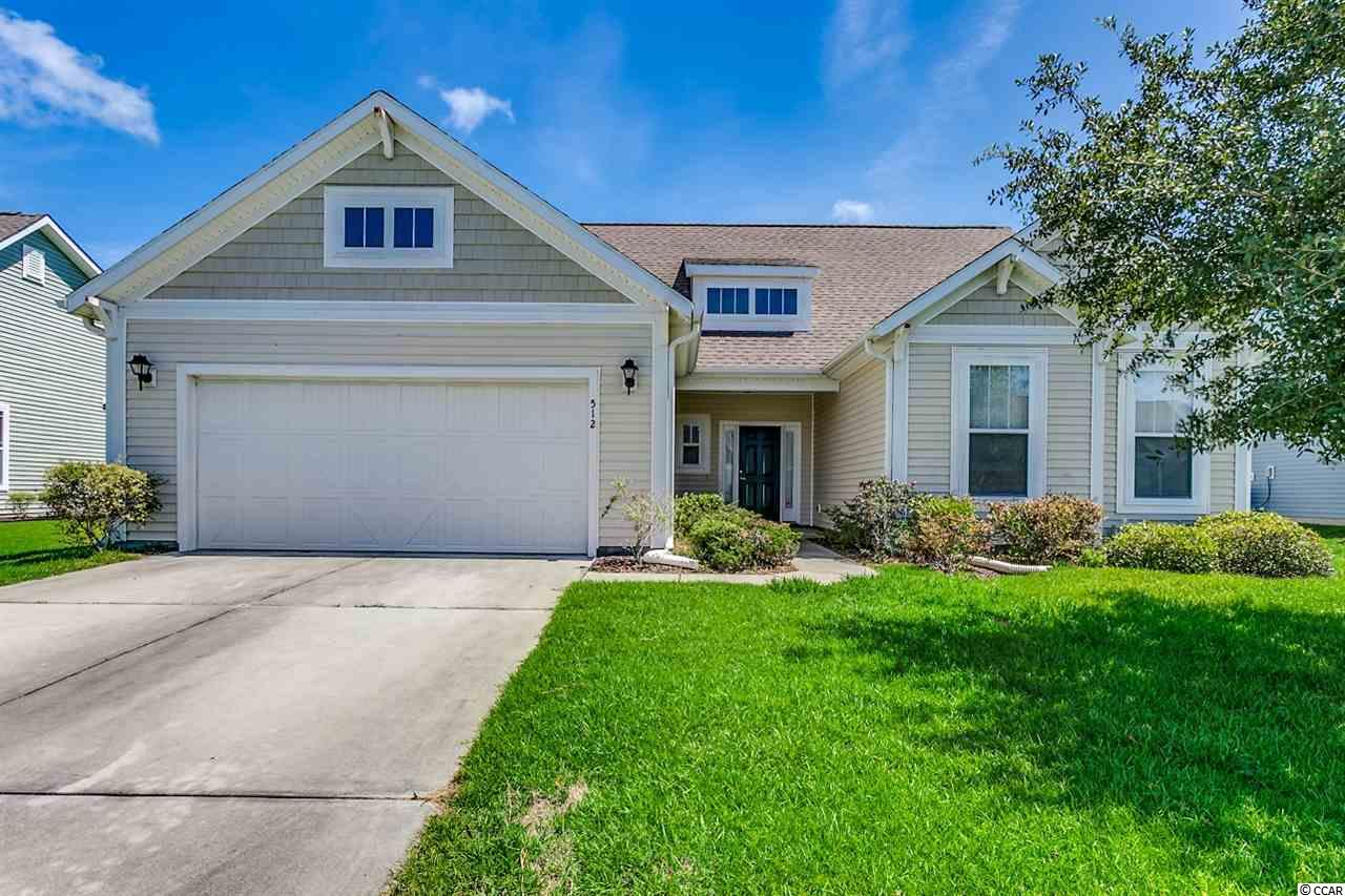 Detached MLS:1907253   512 Miromar Way Myrtle Beach SC