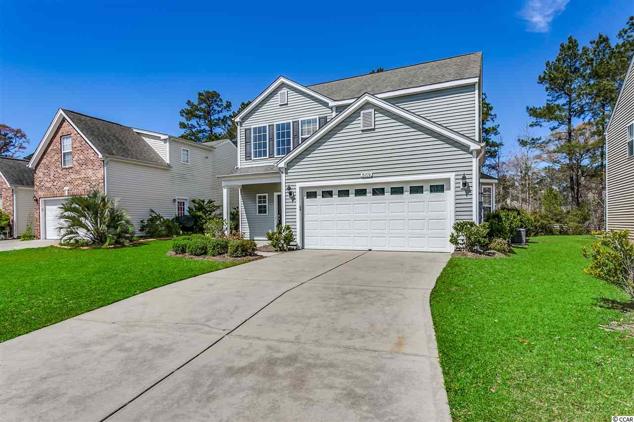Detached MLS:1907286   5109 Morning Frost Pl. Myrtle Beach SC