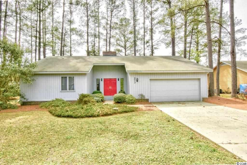 Detached MLS:1907302   273 Francis Parker Rd. Georgetown SC