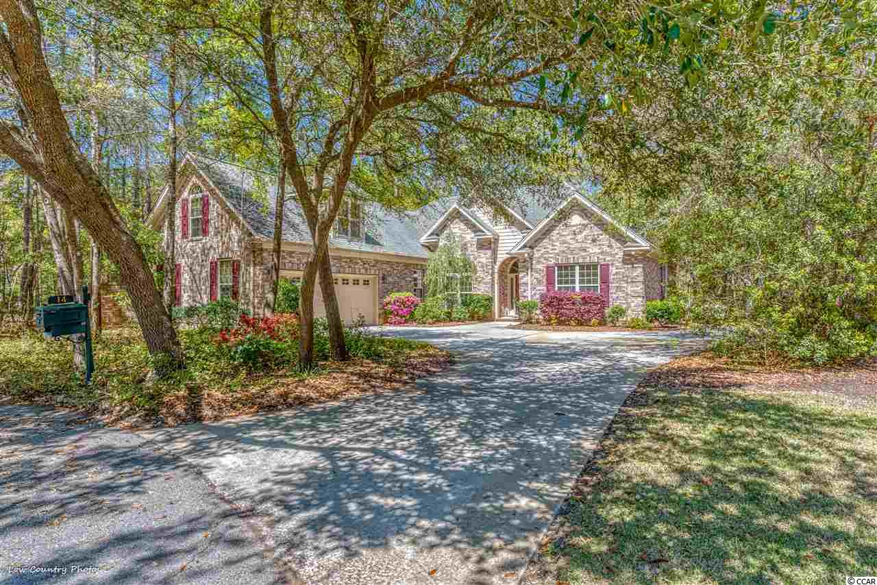14 Winged Foot Ct., Pawleys Island in Georgetown County, SC 29585 Home for Sale