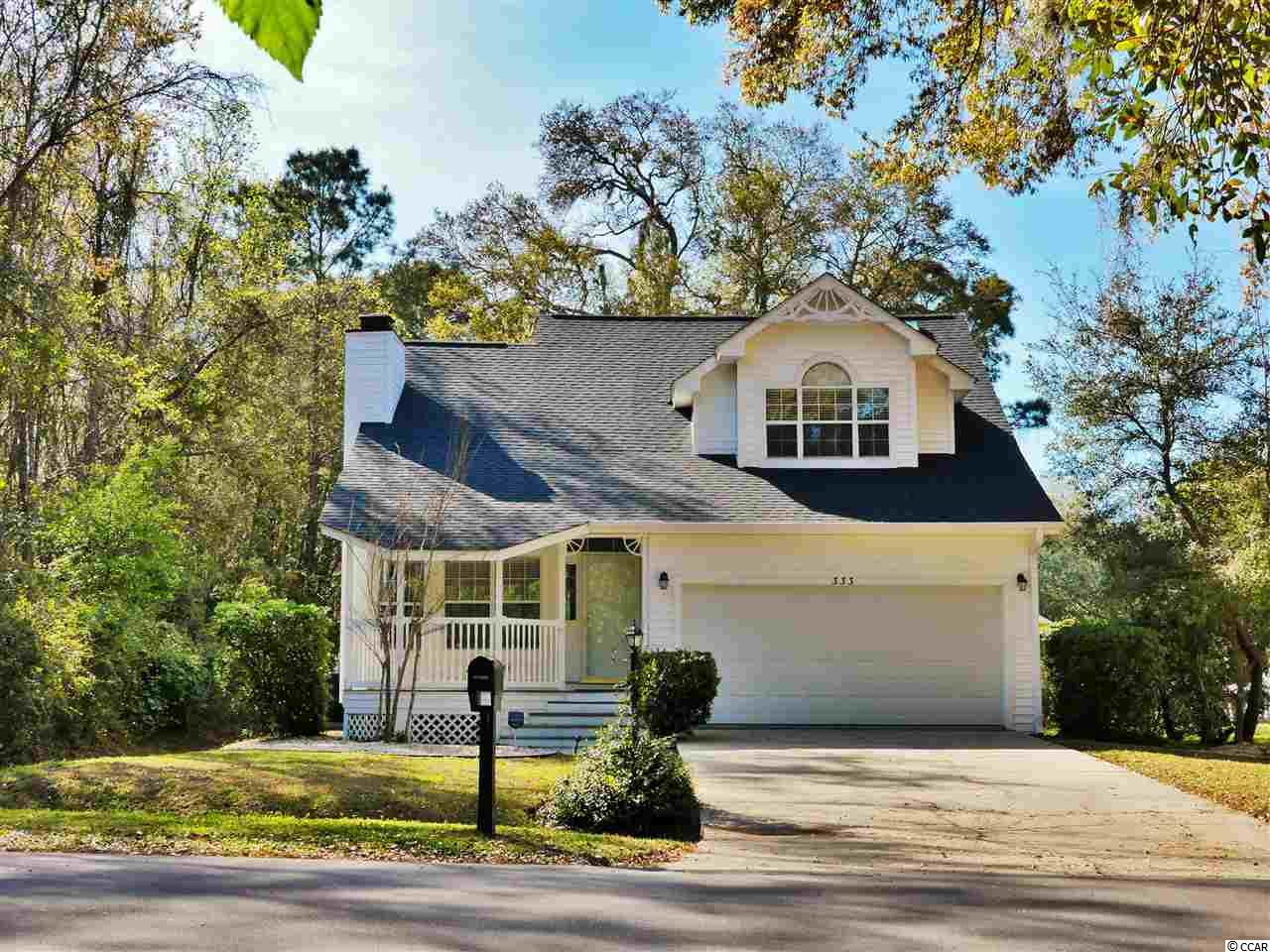 333 Rybolt Rd., Pawleys Island in Georgetown County, SC 29585 Home for Sale