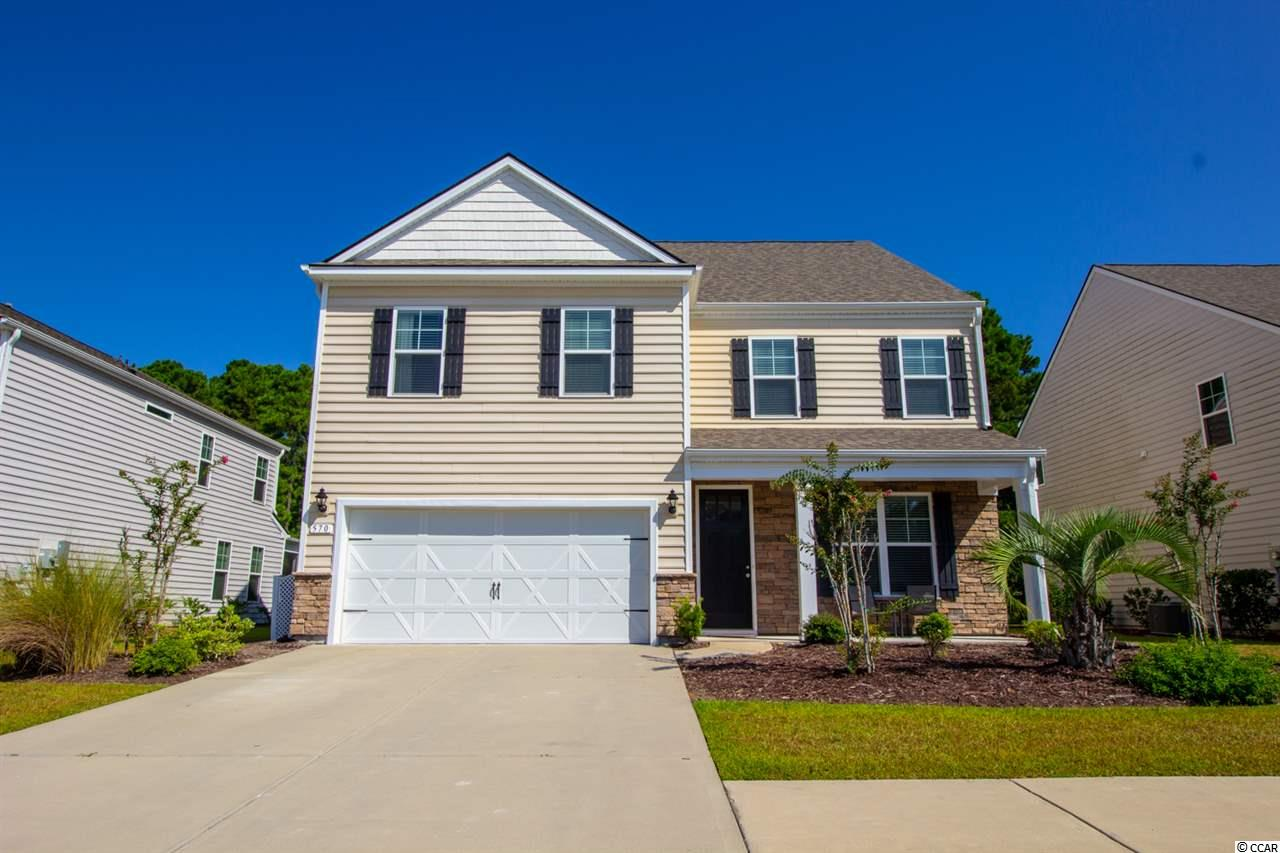 Detached MLS:1907765   570 Carolina Farms Blvd. Myrtle Beach SC