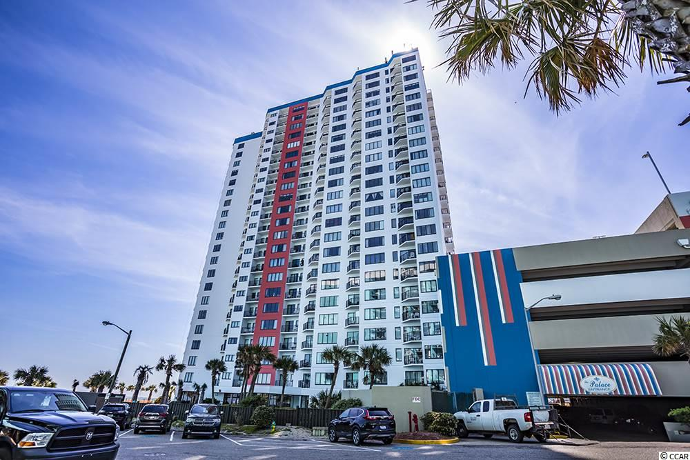 Condo MLS:1907790 PALACE, THE  1605 S Ocean Blvd. S Myrtle Beach SC
