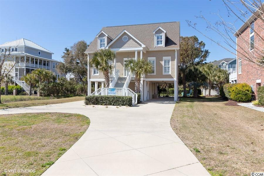 Detached MLS:1907835   205 12th Ave. N North Myrtle Beach SC