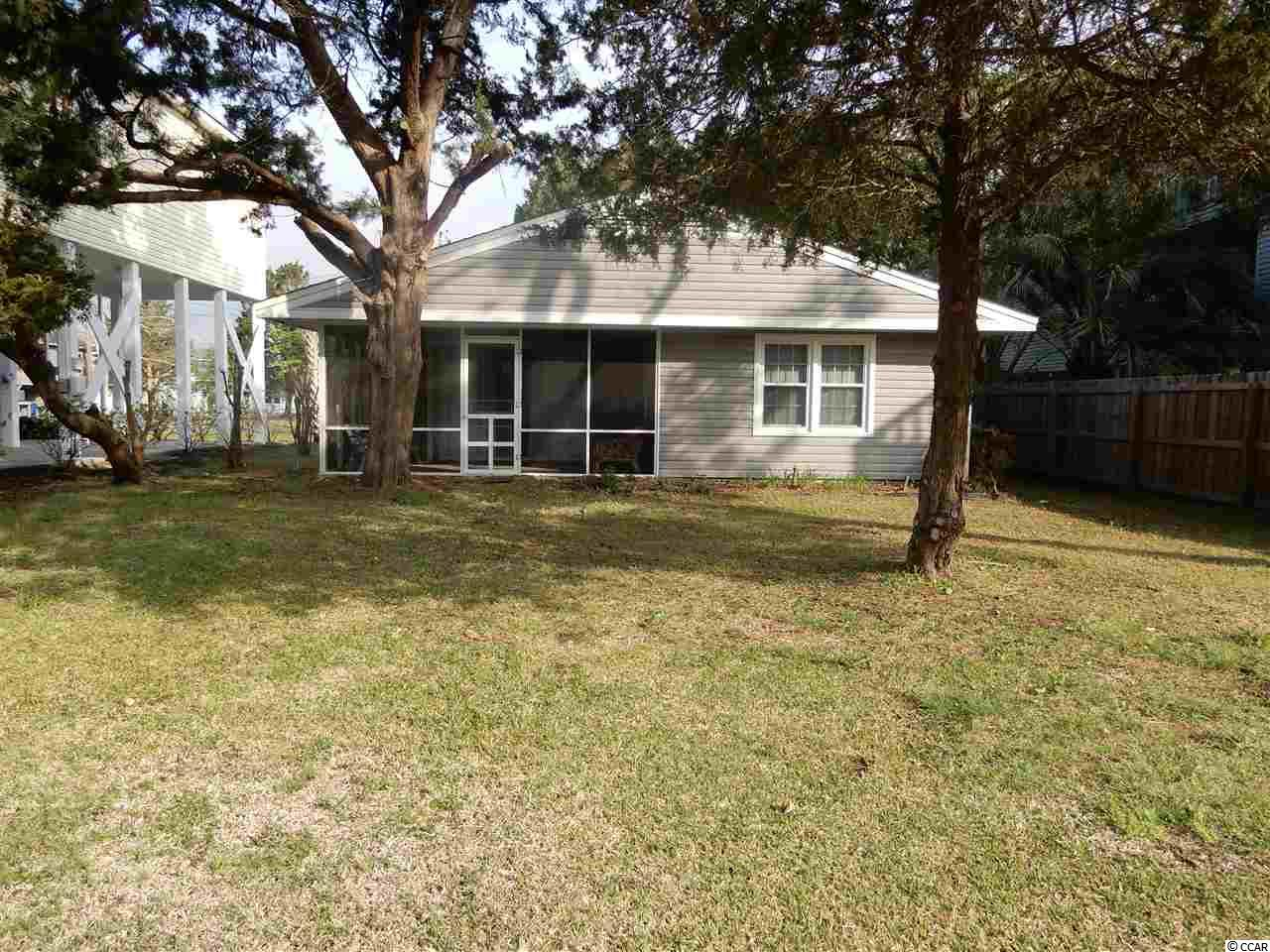 Detached MLS:1907894   4620 Woodland St. North Myrtle Beach SC