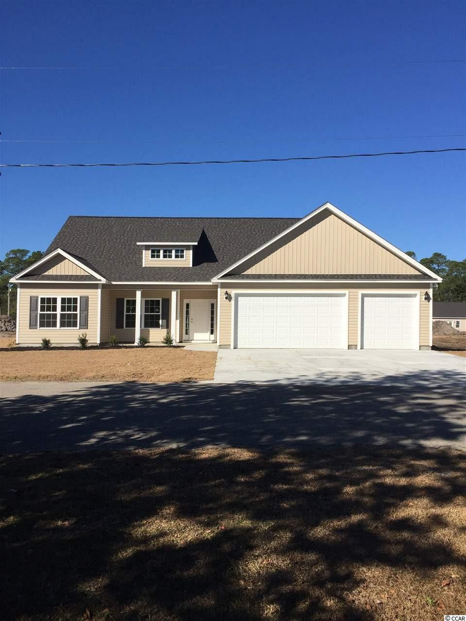 Detached MLS:1908130   598 Loblolly Ln. Loris SC