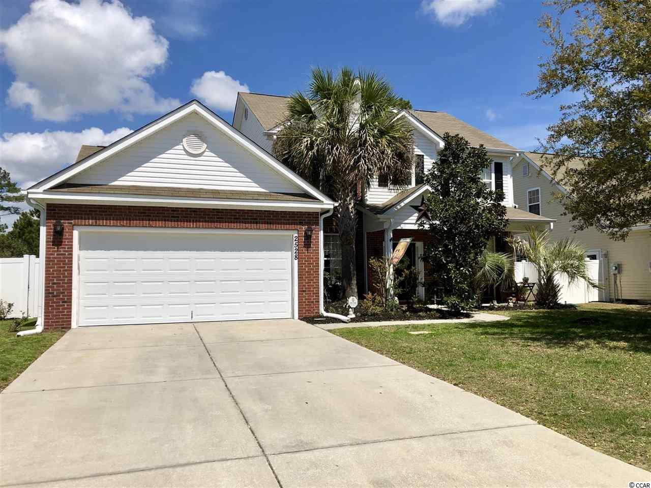 Detached MLS:1908309   2528 Sugar Creek Ct. Myrtle Beach SC