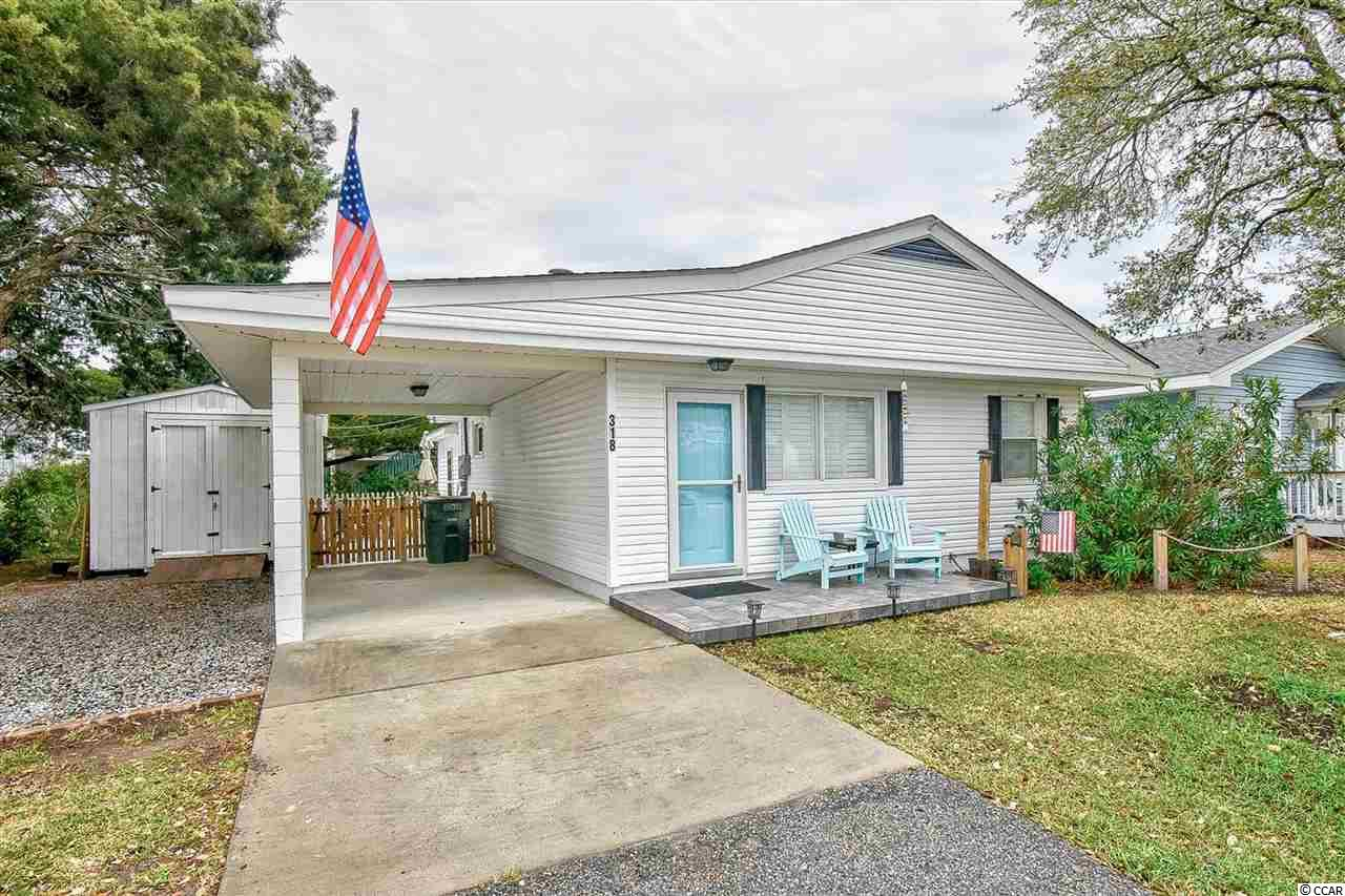 Detached MLS:1908354   318 30th Ave. N North Myrtle Beach SC