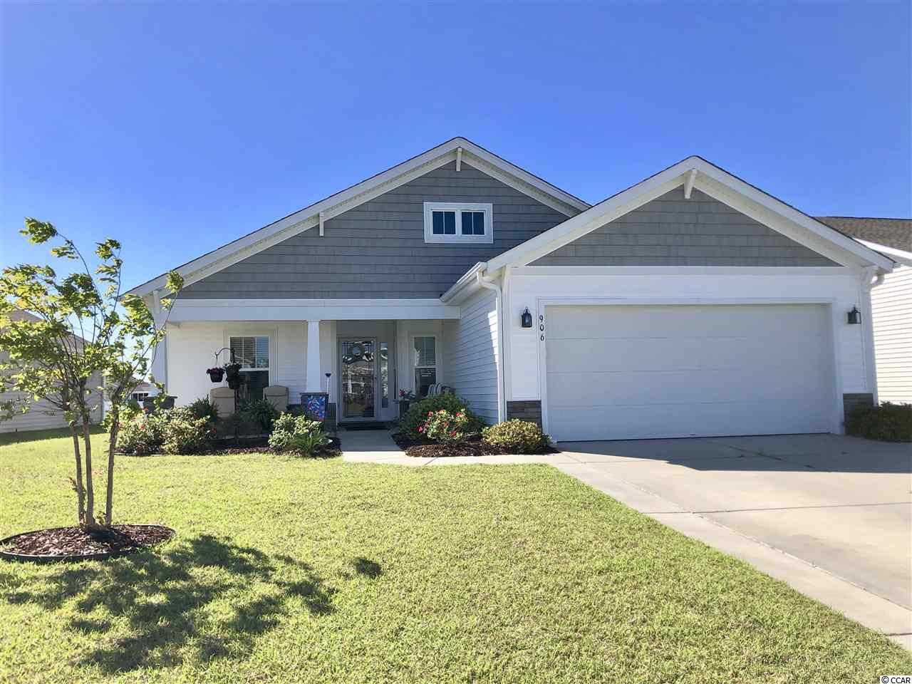Detached MLS:1908522   906 Bonita Loop Myrtle Beach SC