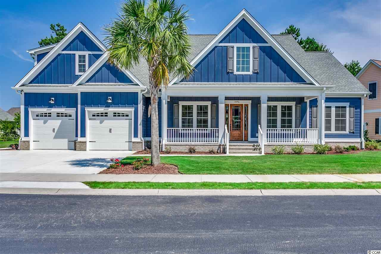 Detached MLS:1908554   1096 East Isle of Palms Myrtle Beach SC