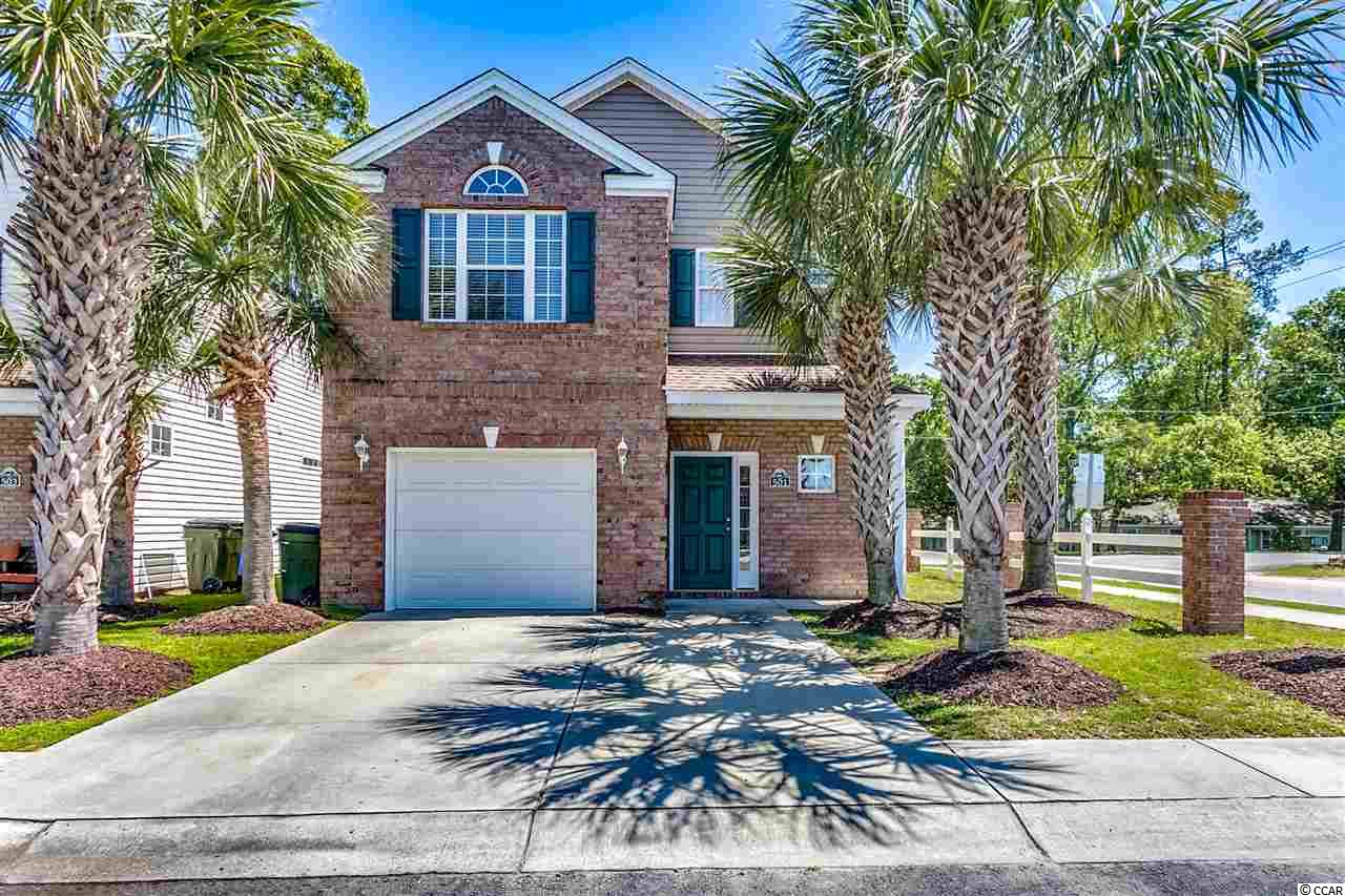 Detached MLS:1908680   501 Lake Shore Dr. Surfside Beach SC