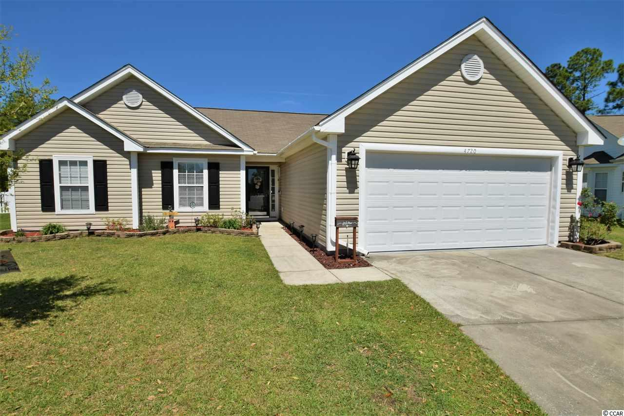 Detached MLS:1908684   4720 Caryle Ct. Myrtle Beach SC