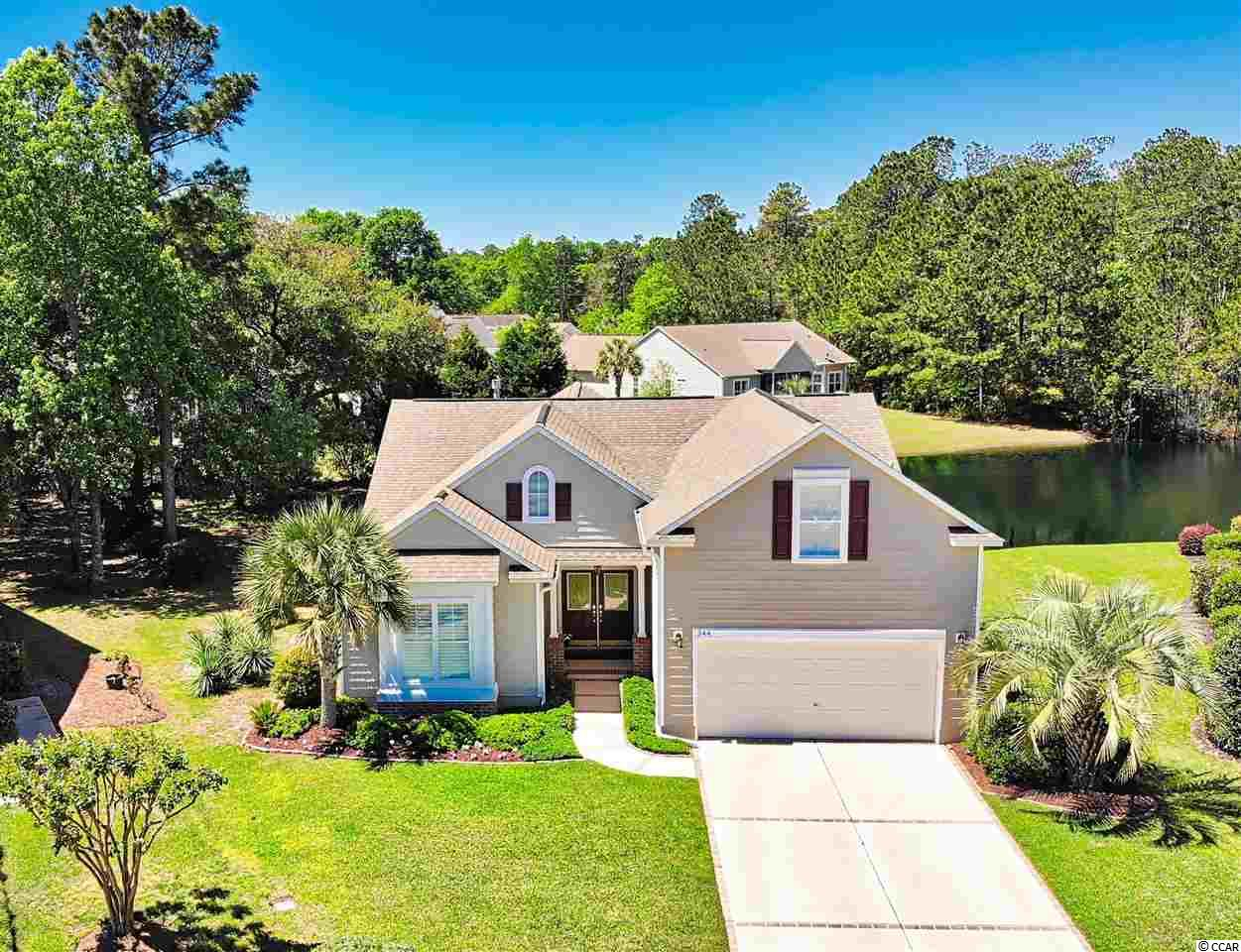 344 Camden Circle, Pawleys Island in Georgetown County, SC 29585 Home for Sale