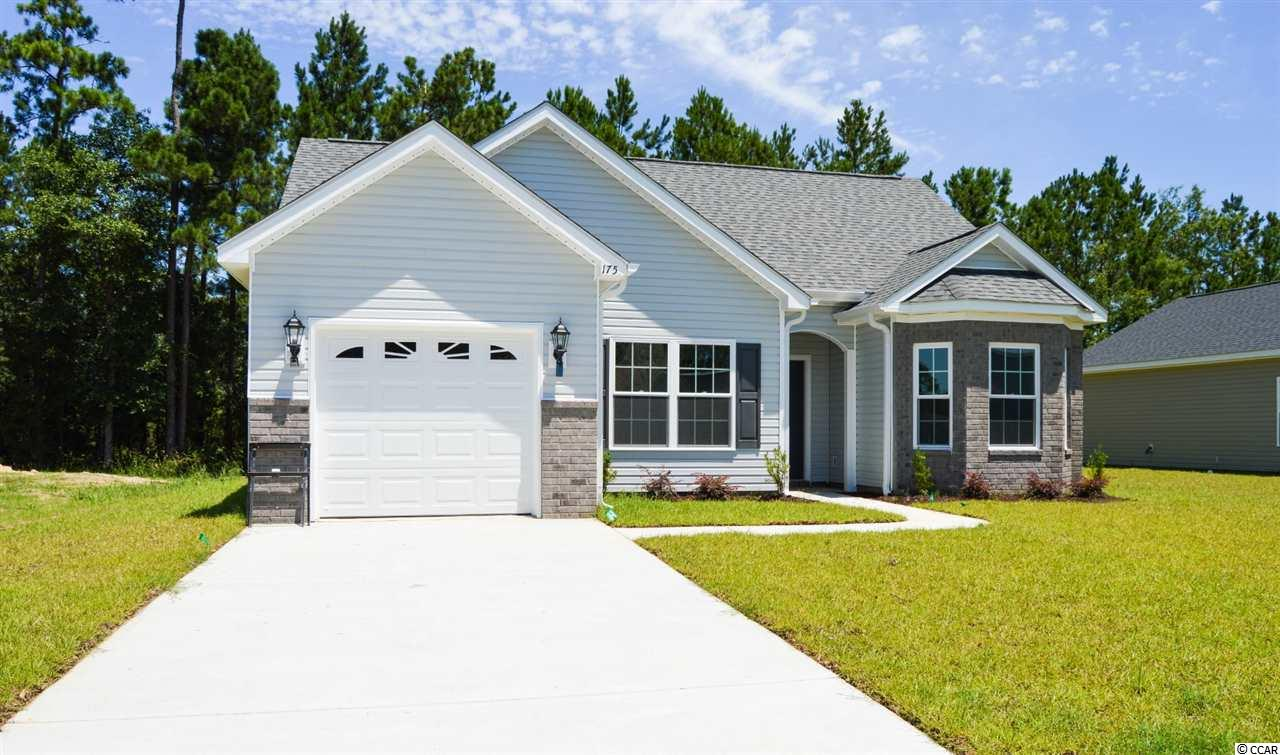 Detached MLS:1908786   175 Fountain Pointe Ln. Myrtle Beach SC