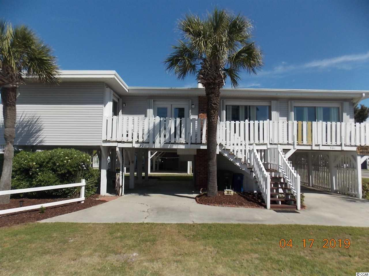 One of North Myrtle Beach 3 Bedroom Homes for Sale at 301 52nd Ave. N