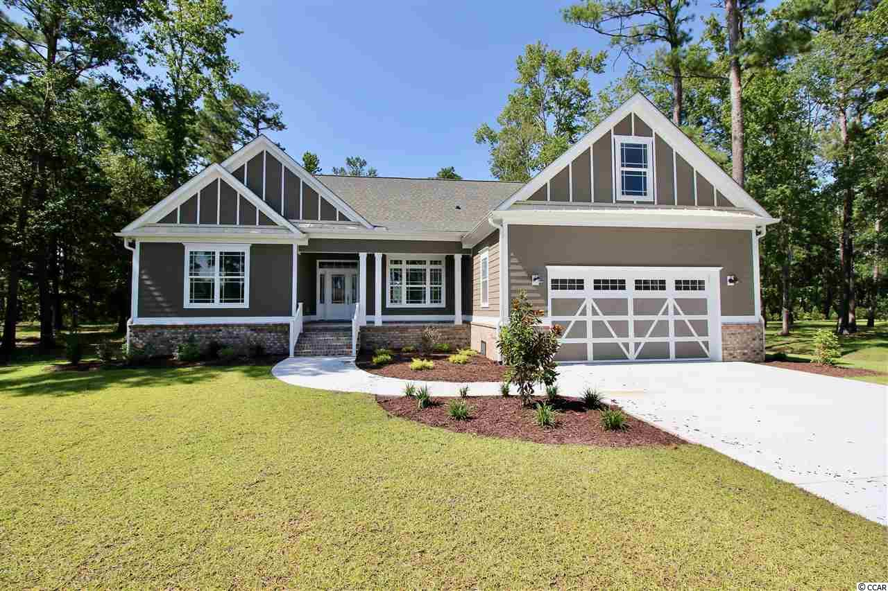 Detached MLS:1908848   605 Crow Creek Dr. Calabash NC