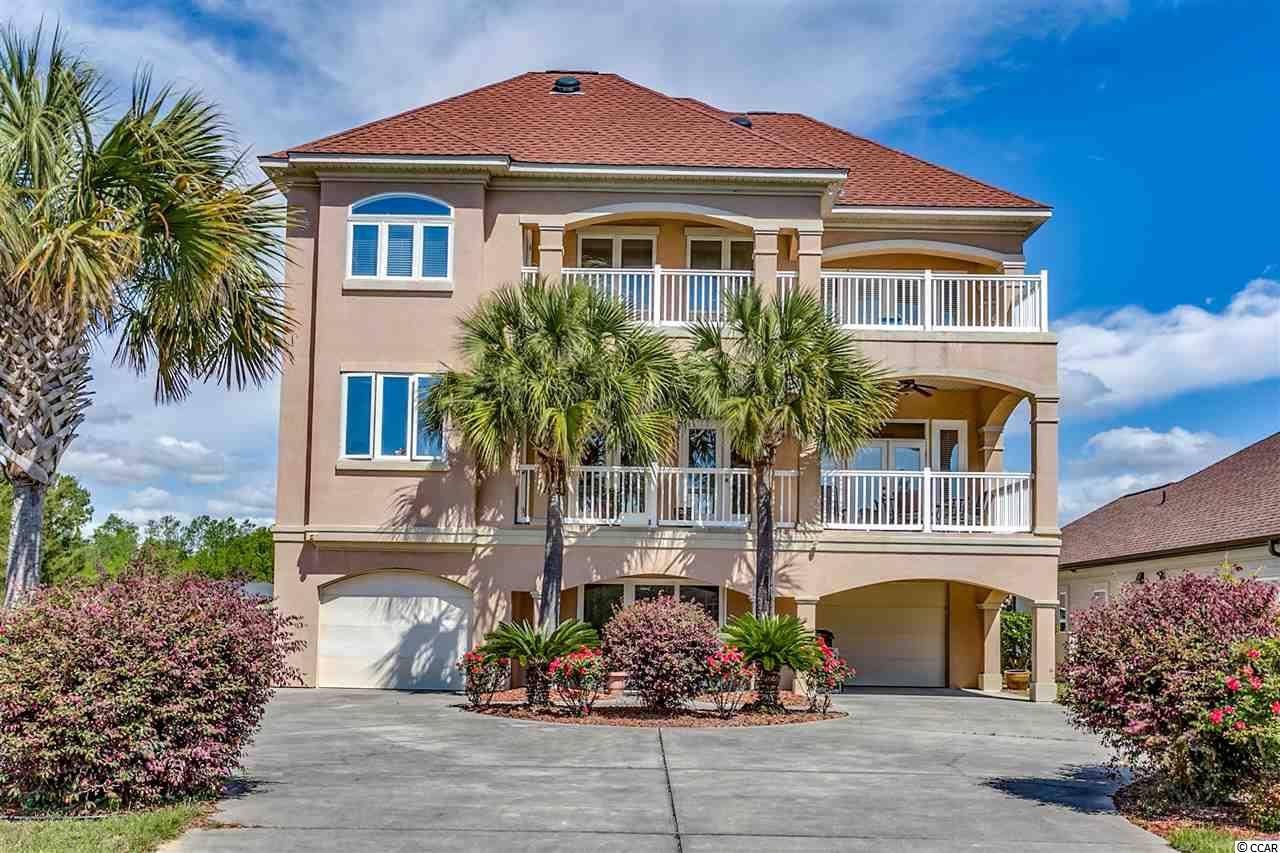 Detached MLS:1908909   845 Bluff View Dr. Myrtle Beach SC