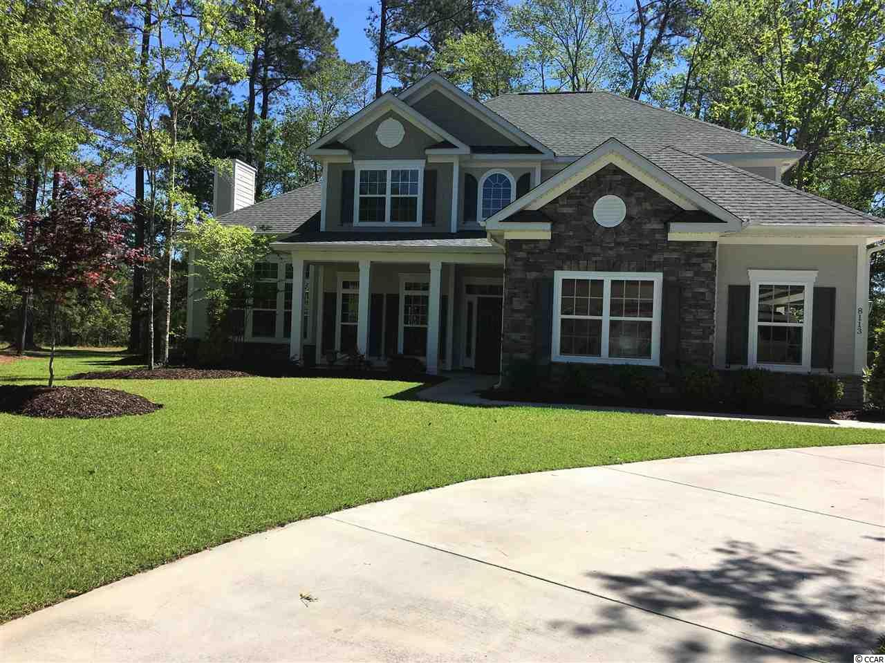 Myrtle Beach Homes for Sale -  Waterfront,  8113 Hollings Ct.