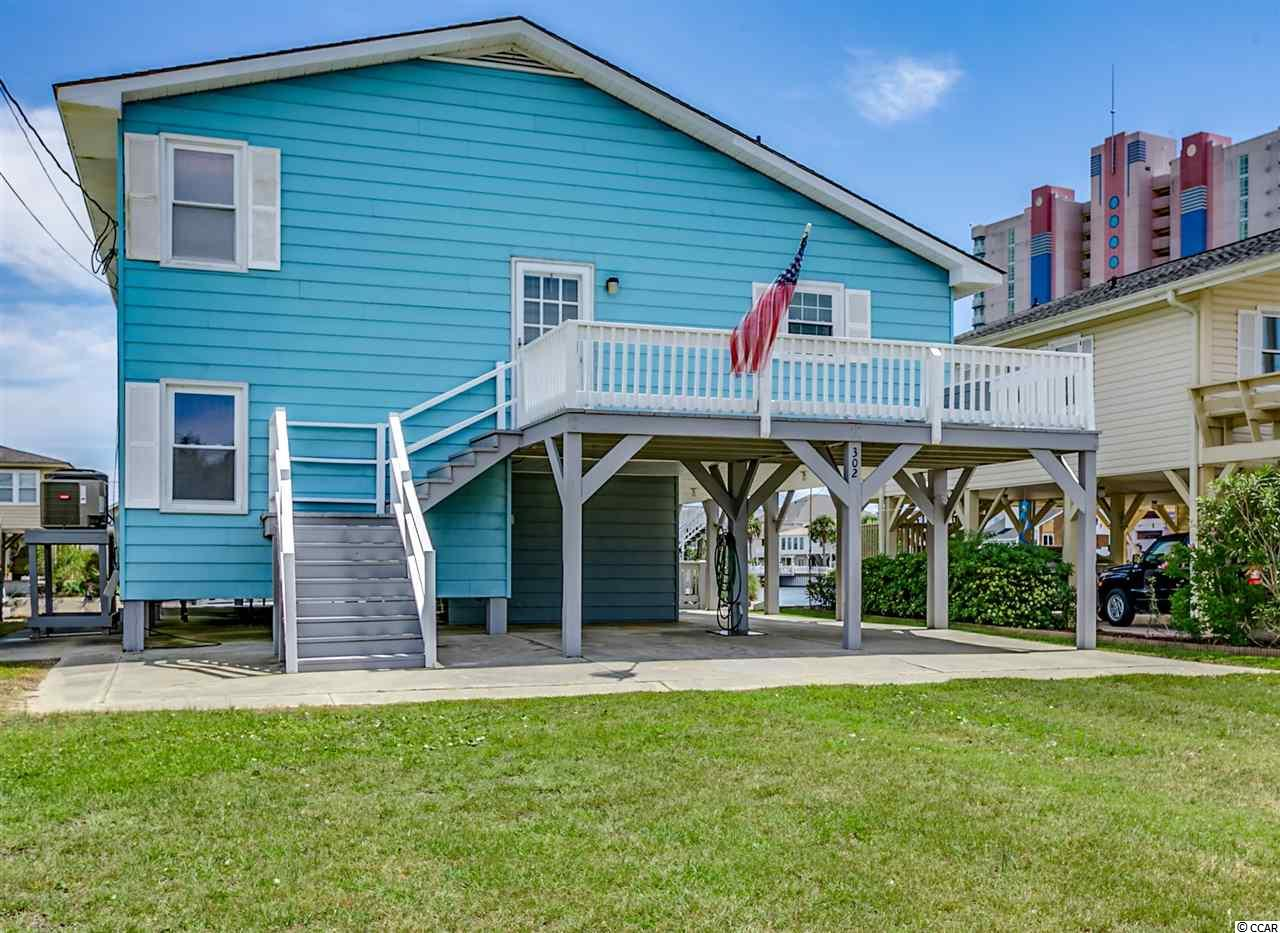 Detached MLS:1908960   302 34th Ave. N North Myrtle Beach SC