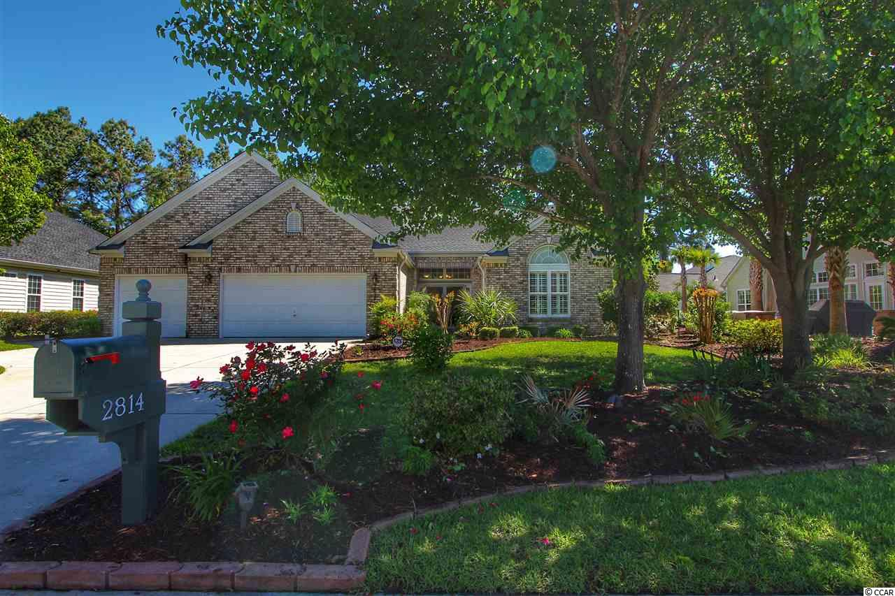 Detached MLS:1909002   2814 Whooping Crane Dr. North Myrtle Beach SC