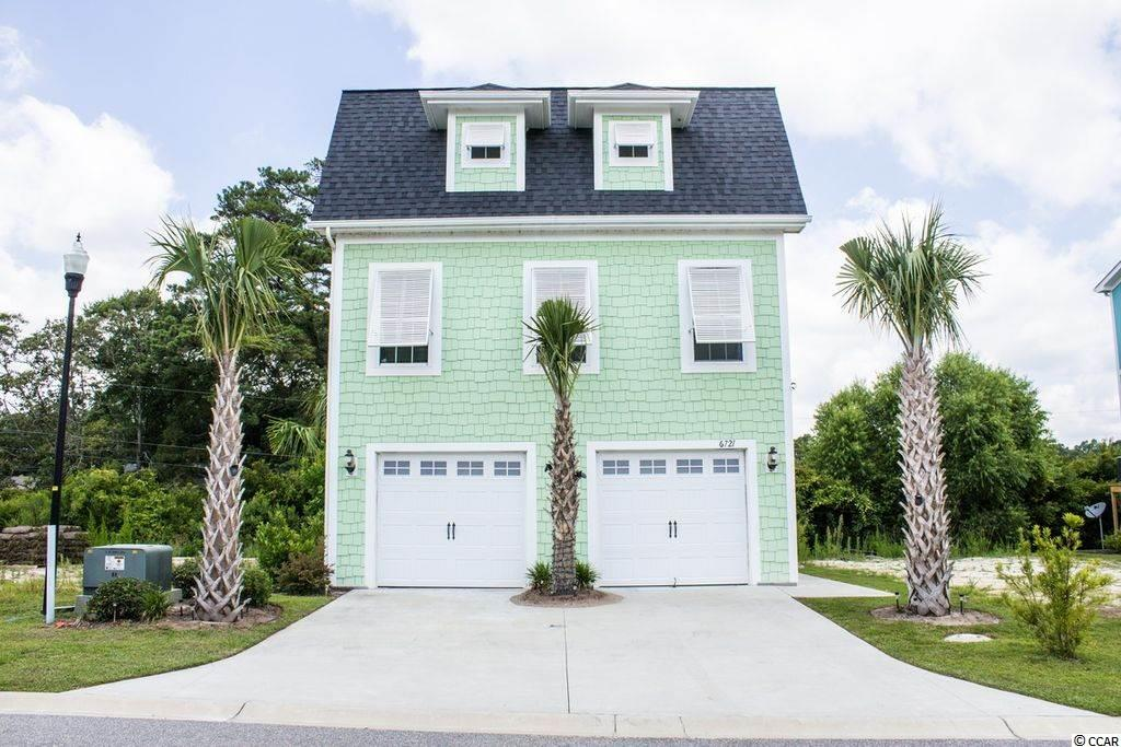 Detached MLS:1909018   6721 Amore Ct. Myrtle Beach SC