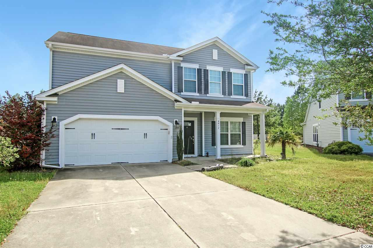 Detached MLS:1909109   4017 Vista Glen Ct. Myrtle Beach SC