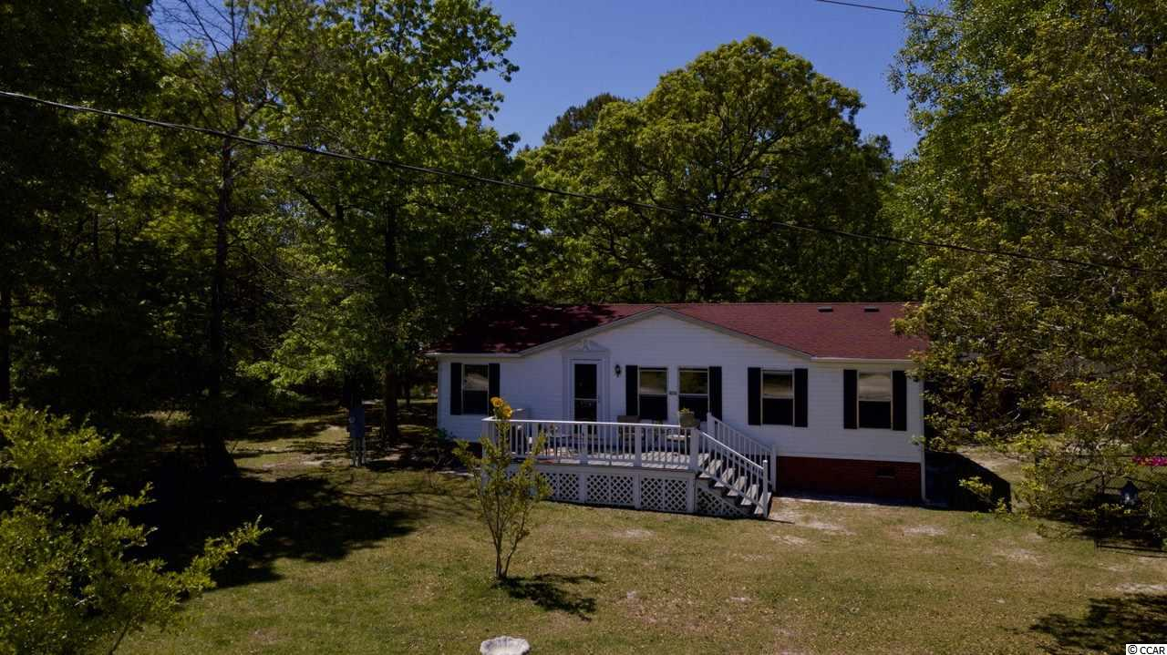 Manufactured with Land MLS:1909176   479 SW Ocean Breeze Dr. Supply NC