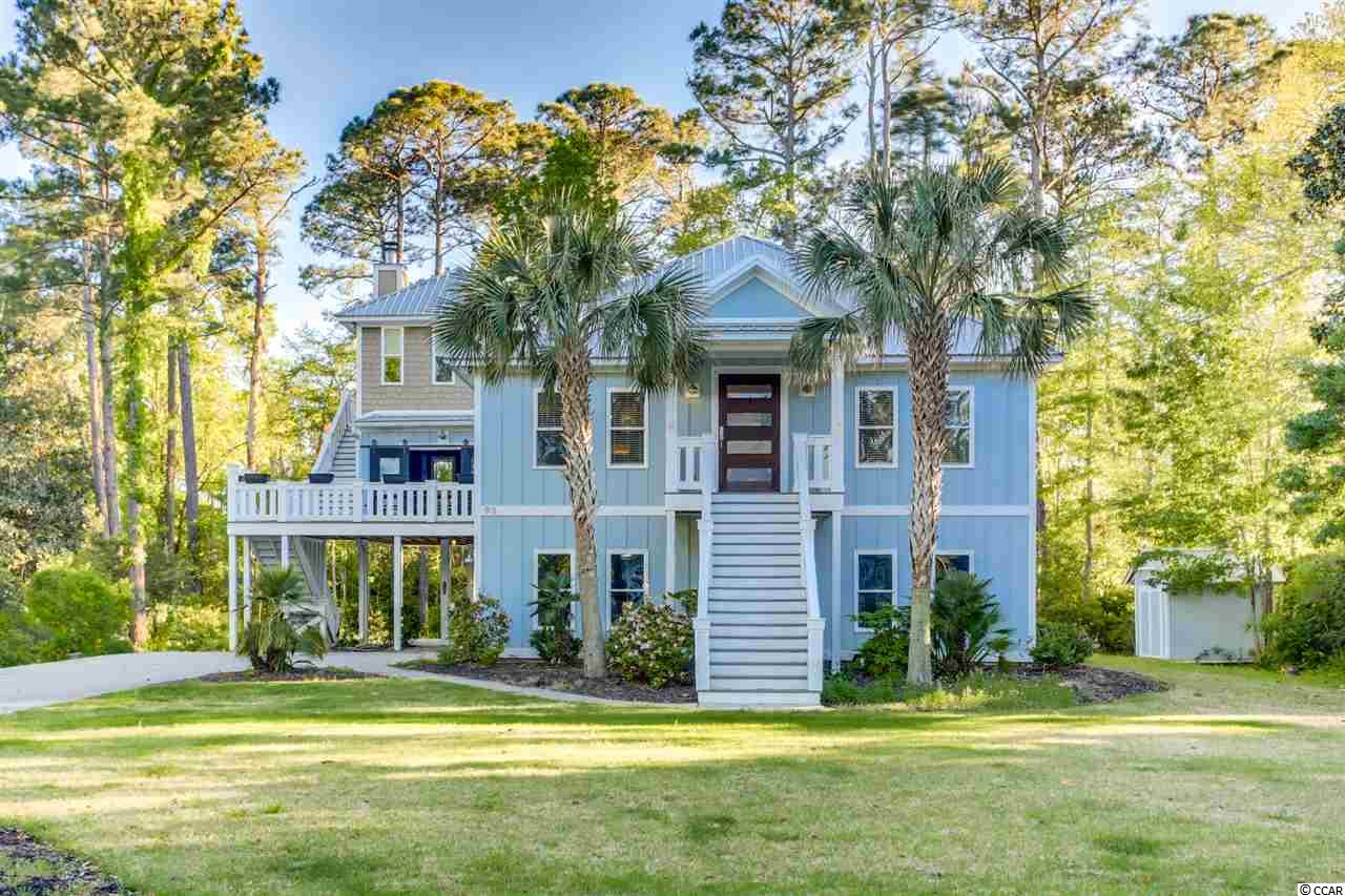 93 Sweetgum Dr., Pawleys Island in Georgetown County, SC 29585 Home for Sale