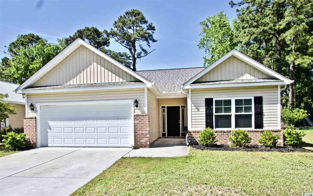 Detached MLS:1909248   70 Clearwater Dr. Pawleys Island SC