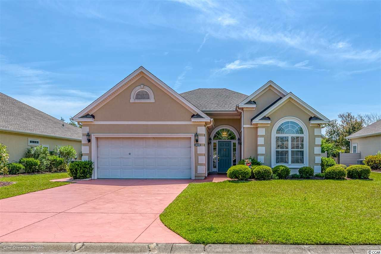 Detached MLS:1909377   1409 Saint Thomas Circle Myrtle Beach SC