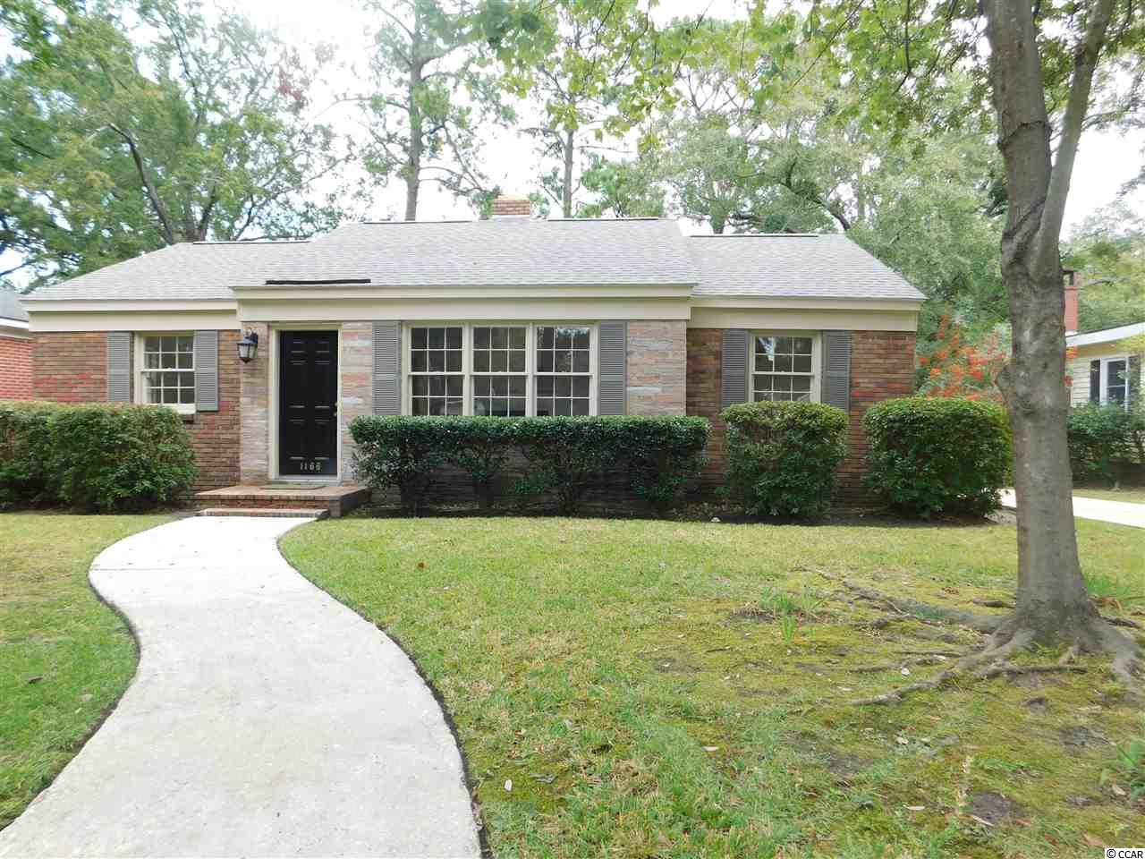 Detached MLS:1909514   1166 Palmetto St. Georgetown SC