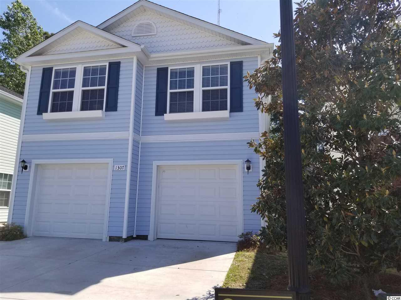 Detached MLS:1909572   1307 Brown Pelican Dr. Myrtle Beach SC