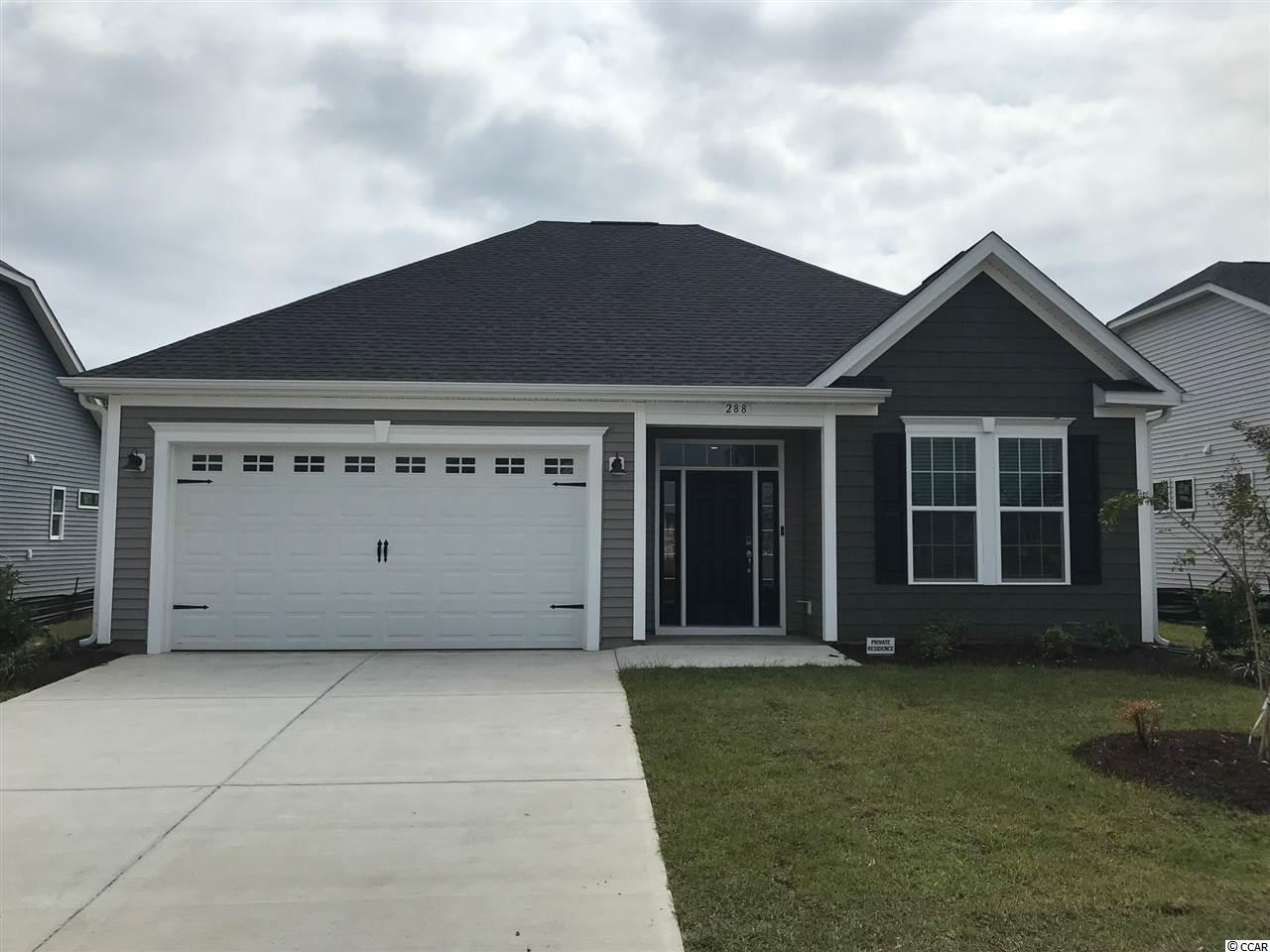 Detached MLS:1909838   288 Switchgrass Loop Little River SC