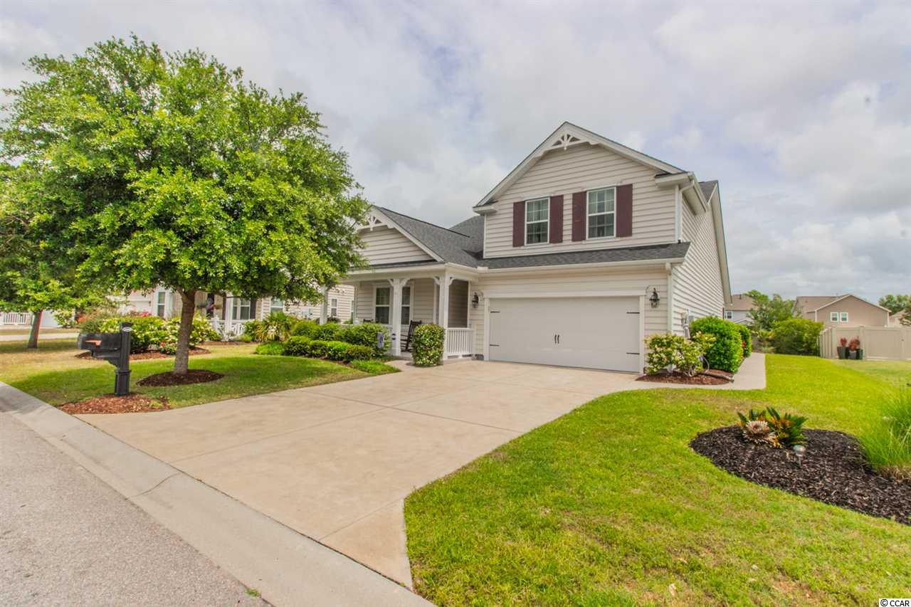 Detached MLS:1909988   3308 Saddlewood Circle Myrtle Beach SC