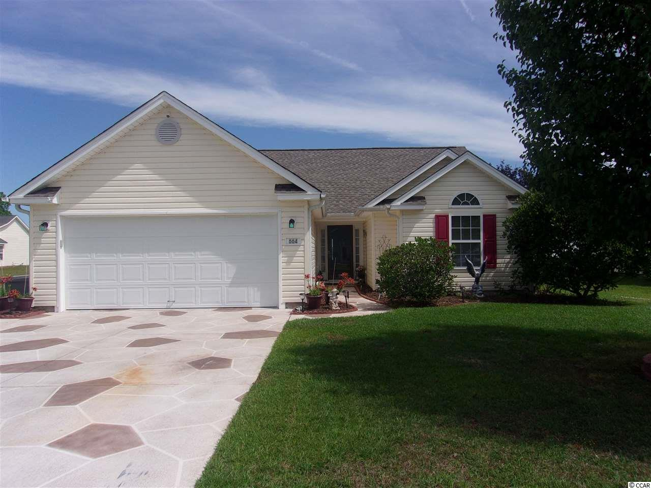 Detached MLS:1910101   664 Lilly Naz Ln. Myrtle Beach SC