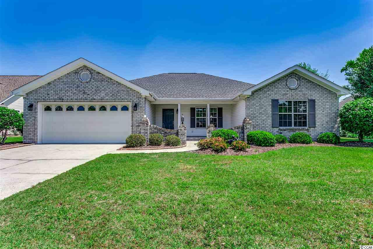 Detached MLS:1910127   3751 Sandringham Dr. Myrtle Beach SC