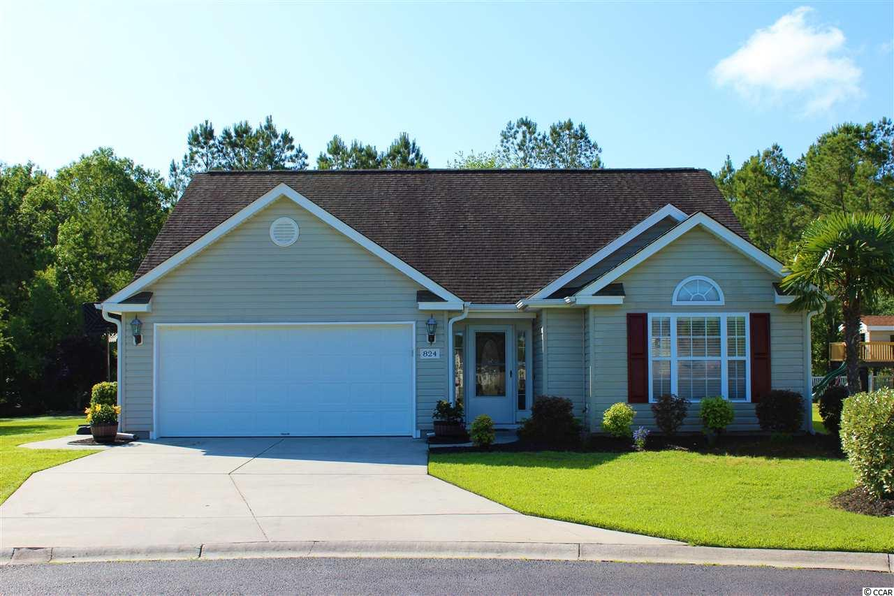Detached MLS:1910351   824 Dunoway Ct. Myrtle Beach SC