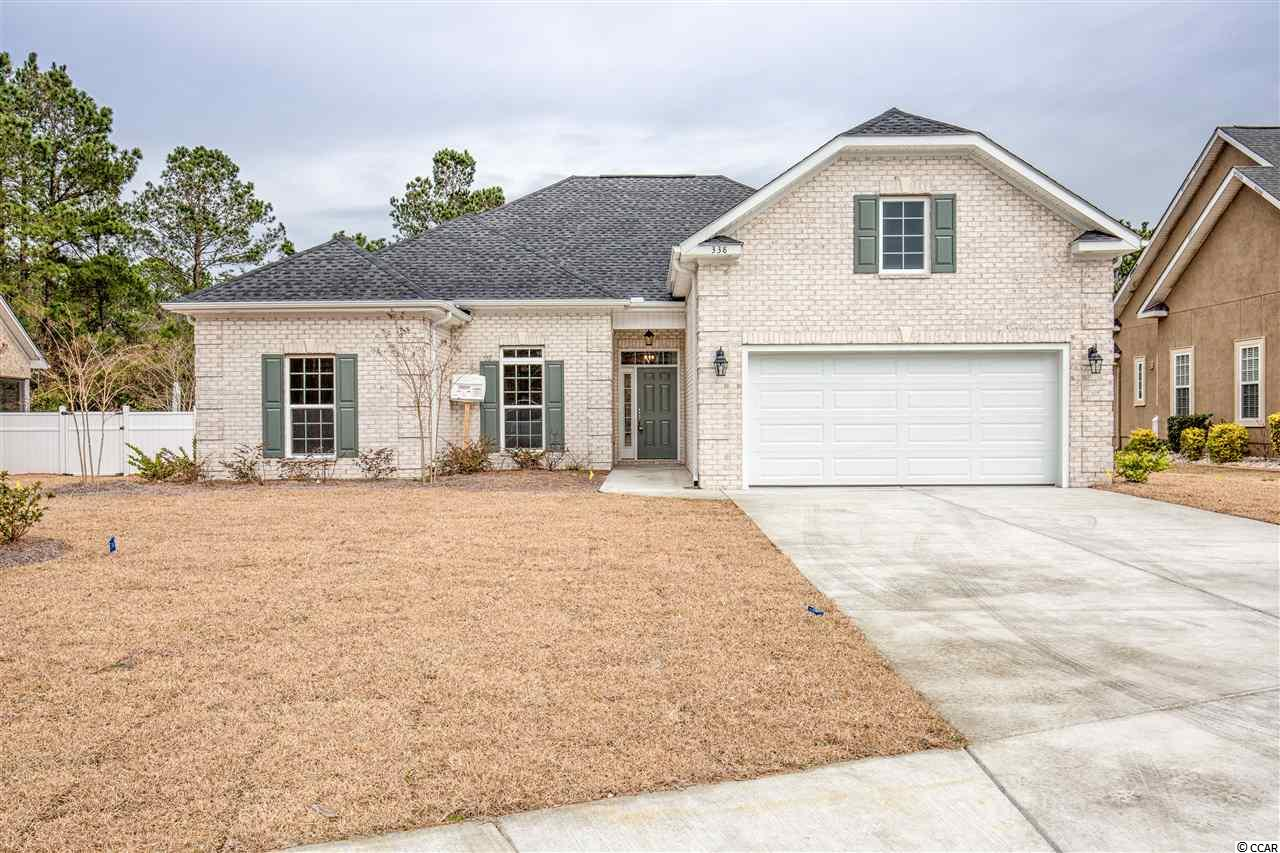 Detached MLS:1910357   338 N Bar Ct. Myrtle Beach SC