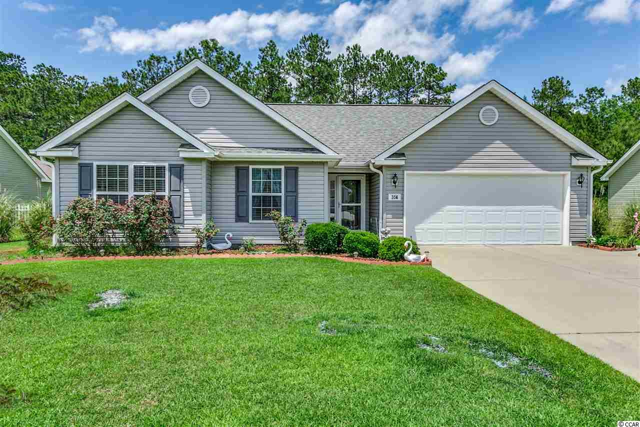 Detached MLS:1910749   356 Caspian Tern Dr. Myrtle Beach SC