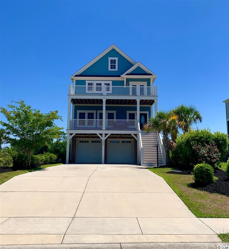 Detached MLS:1911077   389 St. Julian Ln. Myrtle Beach SC