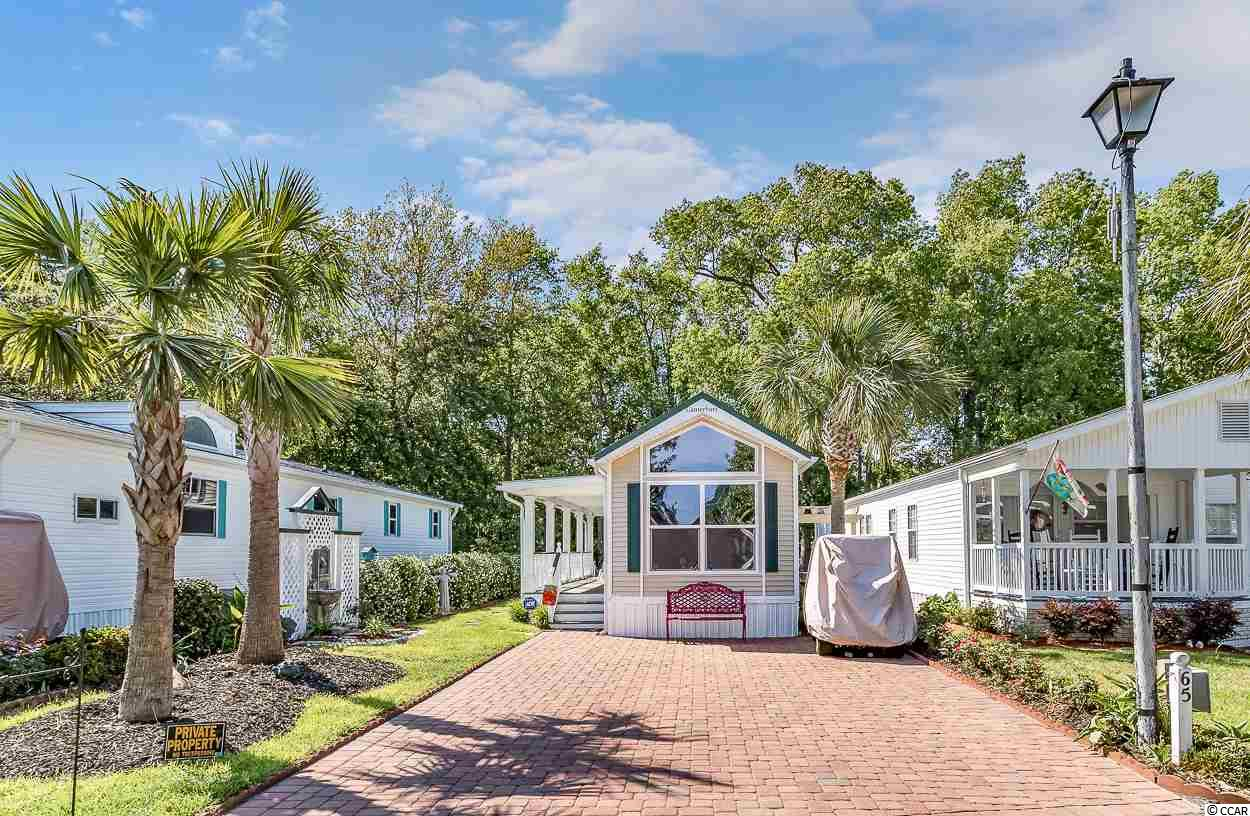 Manufactured with Land MLS:1911086   5400 Little River Neck Rd. North Myrtle Beach SC