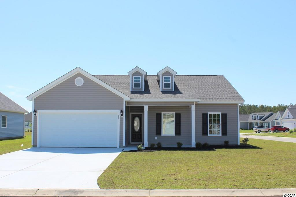 Detached MLS:1911228   TBB4 Timber Creek Dr. Loris SC