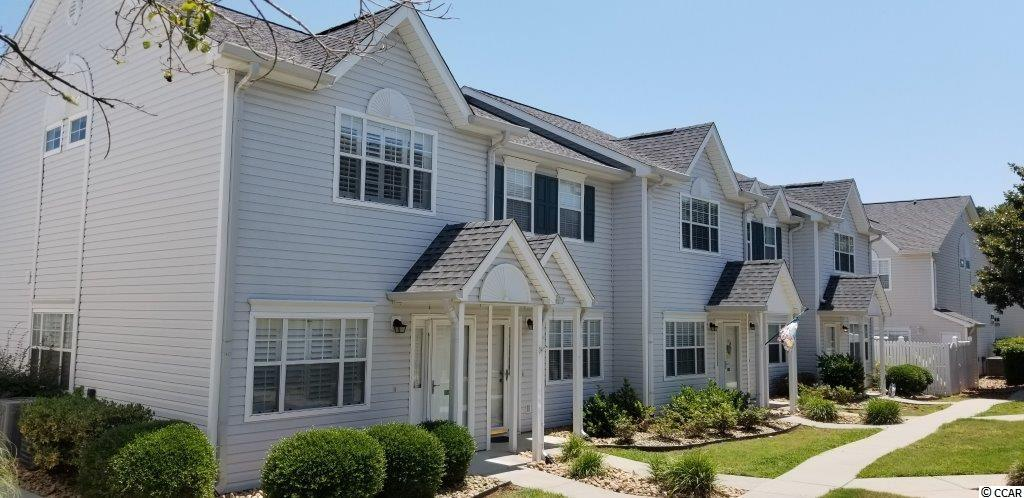 Townhouse MLS:1911234 SEA GARDEN  615 2nd Ave. S North Myrtle Beach SC