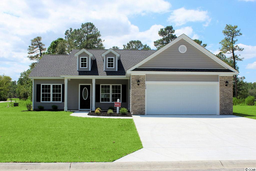 Detached MLS:1911243   TBB5 Timber Creek Dr. Loris SC